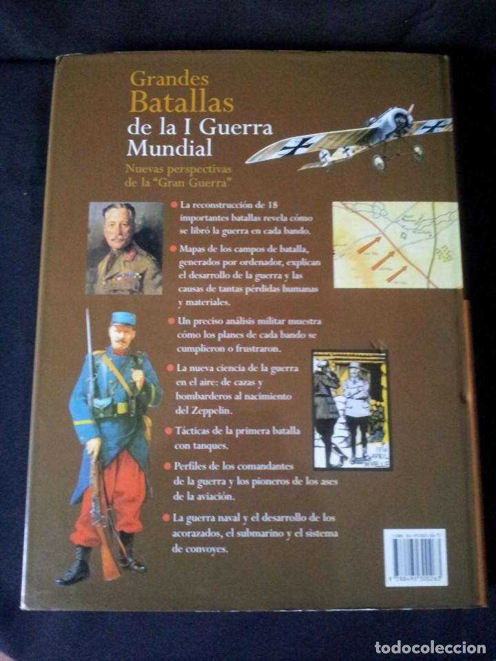 Militaria: GRANDES BATALLAS - 3 TOMOS - EDITORIAL OPTIMA 2001 - Foto 9 - 159596246
