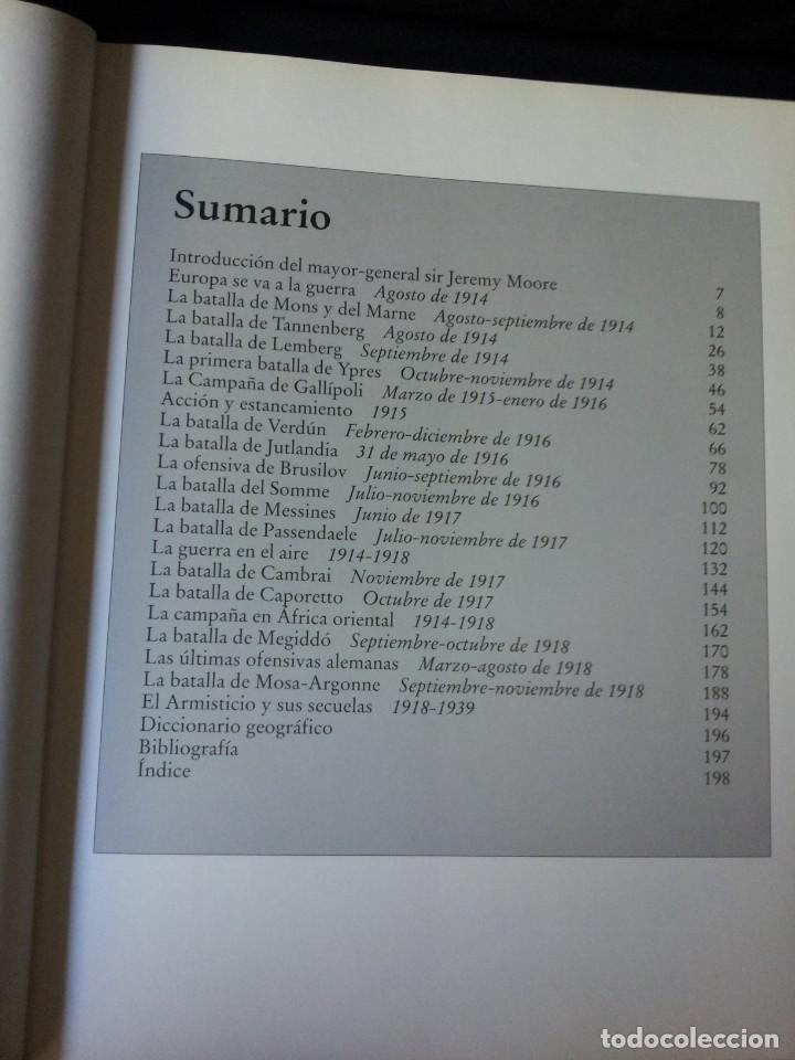 Militaria: GRANDES BATALLAS - 3 TOMOS - EDITORIAL OPTIMA 2001 - Foto 11 - 159596246