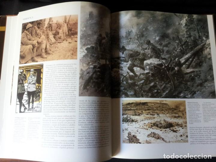 Militaria: GRANDES BATALLAS - 3 TOMOS - EDITORIAL OPTIMA 2001 - Foto 12 - 159596246