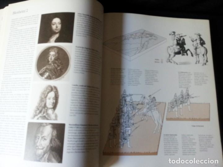 Militaria: GRANDES BATALLAS - 3 TOMOS - EDITORIAL OPTIMA 2001 - Foto 16 - 159596246