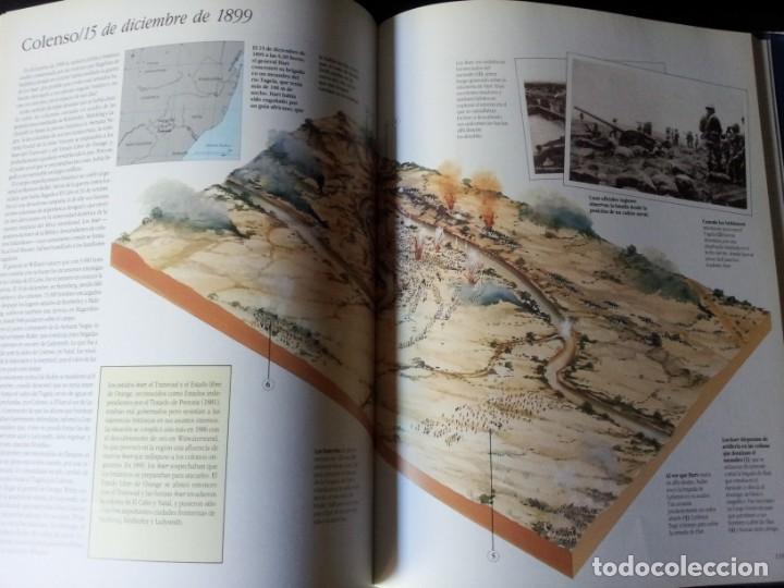 Militaria: GRANDES BATALLAS - 3 TOMOS - EDITORIAL OPTIMA 2001 - Foto 17 - 159596246
