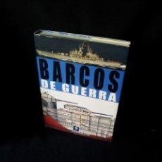 Militaria: ROBERT JACKSON - BARCOS DE GUERRA - EDITORIAL EDIMAT 2011. Lote 159596330