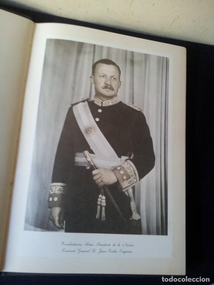 Militaria: HISTORIA DEL COLEGIO MILITAR DE LA NACION - EDICION EN SU CENTENARIO 1869/1969 - Foto 9 - 159793422