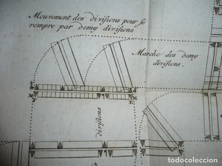 Militaria: MEMOIRES DE MONTECUCULI COMTE TURPIN DE CRISSE 1770 PARIS TOME 3º - Foto 19 - 160543382