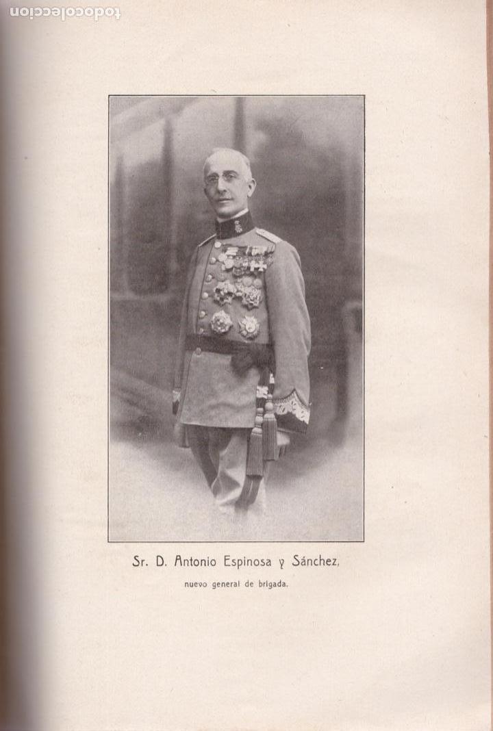 Militaria: Revista MEMORIAL DE CABALLERÍA- 1923 * CABALLOS * - Foto 7 - 160654410