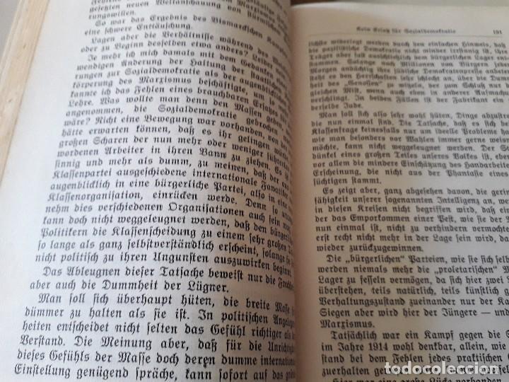 Militaria: El testamento politico de hitler 3 edicion diana - Foto 2 - 162462578