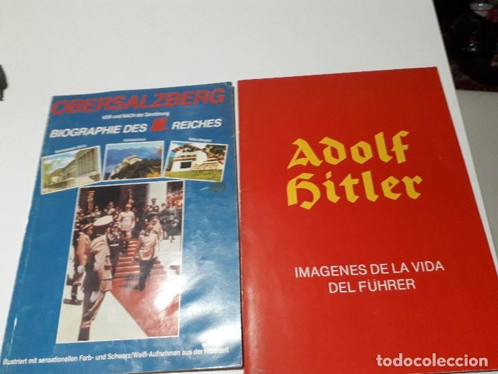 II GUERRA MUNDIAL LOTE ADOLF HITLER OBERSALZBERG IMÁGENES (Militar - Libros y Literatura Militar)