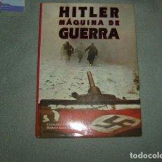 Militaria: HITLER MAQUINA DE MATAR , ROBERT CECIL CMG. Lote 163953874