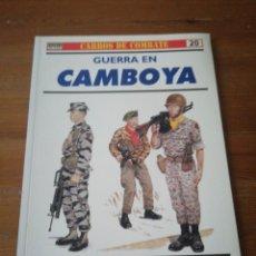 Militaria: GUERRA EN CAMBOYA . Lote 164702978
