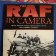 Militaria: LA RAF EN CAMARA.SEGUNDA GUERRA MUNDIAL. Lote 164758740