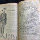 Militaria: ALMAN. DE LA BANDERA, FOLLETO DO PATRIOTA, MARINO Y SOLDADO, AÑO 1901. ILUSTRADO. RARO. SALIDA A 1€. Lote 164822582