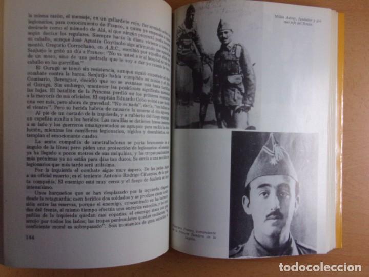 Militaria: HISTORIA DE LA LEGIÓN ESPAÑOLA / Carlos de Arce / 1984. editorial mitre - Foto 2 - 165087082