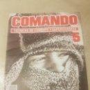 Militaria: REVISTA COMANDO TECNICAS DE COMBATE Y SUPERVIVENCIA.VOL.1, F 5 DE PLANETA DE AGOSTINI AÑO 1988.. Lote 165395022