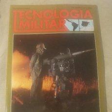 Militaria: REVISTA TECNOLOGIA MILITAR, AÑO 1992 /N 5.. Lote 165412834