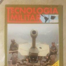 Militaria: REVISTA TECNOLOGIA MILITAR, AÑO 1990 /N 5.. Lote 165414510