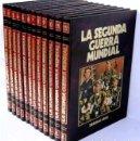 Militaria: LA SEGUNDA GUERRA MUNDIAL. COMPLETA 12 TOMOS. BIBLIOTECA ALCAR. SARPE. COMO NUEVA. ENVIO GRATIS. . Lote 165679614