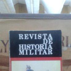 Militaria: REVISTA DE HISTORIA MILITAR. NÚMERO 50. SERVICIO HISTÓRICO MILITAR. Lote 165770378