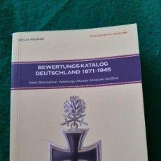 Militaria: DETLEV NIEMANN. LIBRO CATALOGO. Lote 165848362