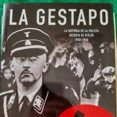 Militaria: RUPER BUTLER. LA GESTAPO. Lote 194729763