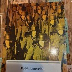 Militaria: LUMSDEN ROBIN. HISTORIA SECRETA DE LAS SS. Lote 194729863