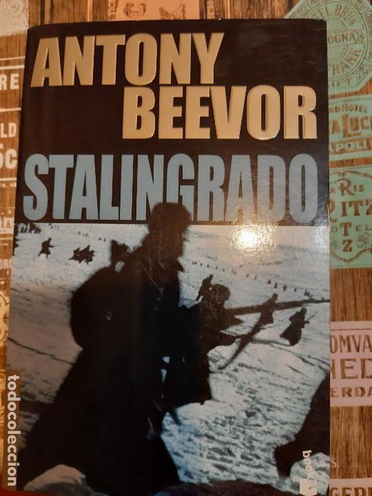 ANTHONY BEEVOR. STALINGRADO (Militar - Libros y Literatura Militar)