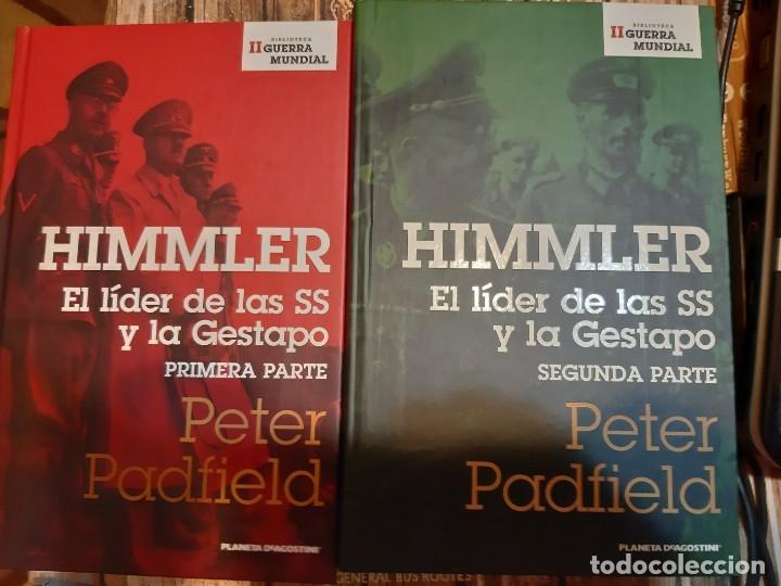 PETER PADFIELD. HIMMLER, LIDER DE LAS SS (Militar - Libros y Literatura Militar)
