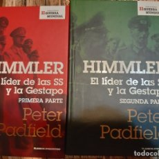 Militaria: PETER PADFIELD. HIMMLER, LIDER DE LAS SS. Lote 165902958