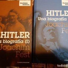 Militaria: JOACHIM FEST. HITLER. UNA BIOGRAFIA. Lote 165903022