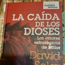 Militaria: DAVID SOLAR. LA CAIDA DE LOS DIOSES. Lote 165903234