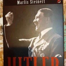 Militaria: MARTIN STEINERT. HITLER Y EL UNIVERSO HITLERIANO. Lote 165906962