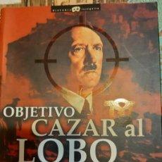 Militaria: GABRIEL GLASMAN. OBJETIVO: CAZAR AL LOBO. Lote 166059170