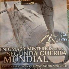 Militaria: JESÚS HERNÁNDEZ. ENIGMAS Y MISTERIOS DE LA WW2. Lote 166059478