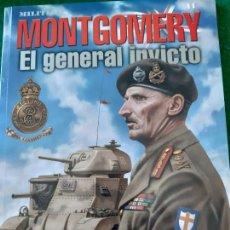 Militaria: JUAN VÁZQUEZ. MONTGOMERY. EL GENERAL INVICTO. Lote 166122414
