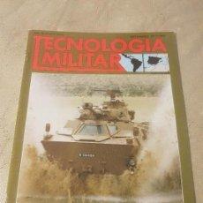 Militaria: REVISTA TECNOLOGIA MILITAR, AÑO 1991 /N 5.. Lote 166323622