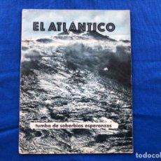 Militaria: EL ATLÁNTICO WW2. Lote 166610582