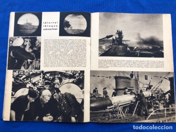 Militaria: EL ATLÁNTICO WW2 - Foto 2 - 166610582