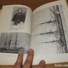 Militaria: REINA DOÑA ISABEL II. EL ÚLTIMO NAVÍO ESPAÑOL 1852 - 1889 . JUAN LLABRÉ. PALMA DE MALLORCA. 1963. . Lote 166615670