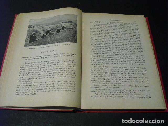Militaria: 1910 ESPAÑA EN MARRUECOS CRONICA DE LA CAMPAÑA DE 1909 AUGUSTO RIERA - Foto 3 - 166992668