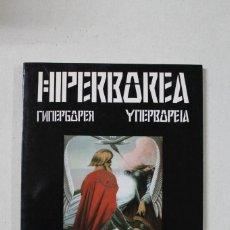 Militaria: HIPERBOREA ORIGEN DE LAS RUNAS. Lote 168161300