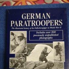 Militaria: PARACAIDISTAS ALEMANES DE LA SEGUNDA GUERRA MUNDIAL. Lote 168280850