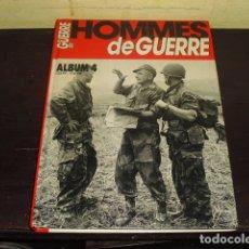Militaria: HOMMES DE GUERRE - 1988. Lote 168309220
