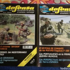 Militaria: LOTE DE 2 NUMEROS EXTRA DE LA REVISTA MILITAR DEFENSA.. Lote 168310753
