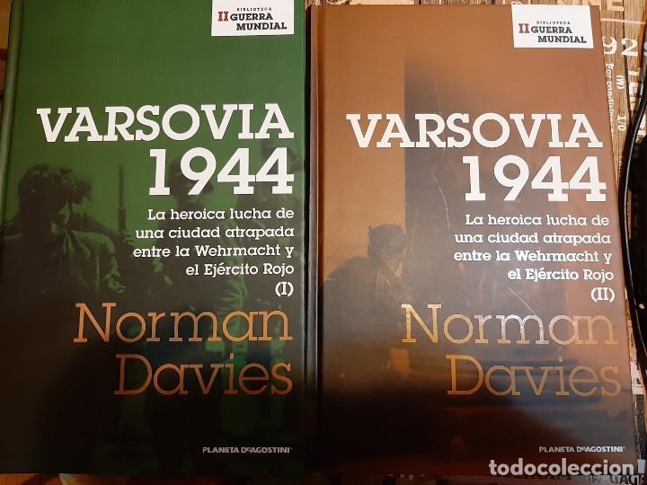 NORMAN DAVIES. VARSOVIA 1944 (Militar - Libros y Literatura Militar)