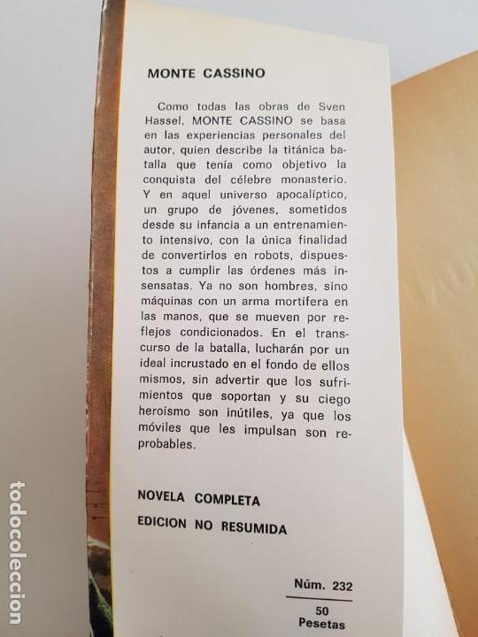 Militaria: DIVISION 250 y MONTE CASSINO - Foto 10 - 168444644
