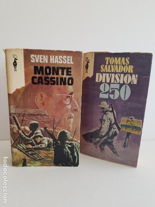 DIVISION 250 Y MONTE CASSINO (Militar - Libros y Literatura Militar)
