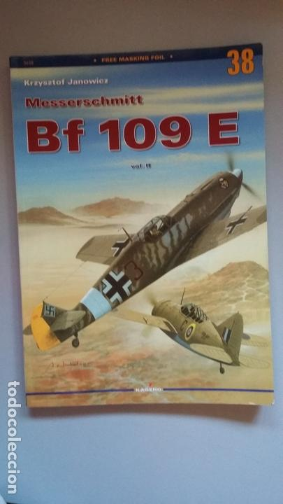 MESSERSCHMITT BF-109E (Militar - Libros y Literatura Militar)