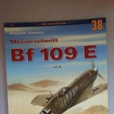 Militaria: MESSERSCHMITT BF-109E. Lote 168468380