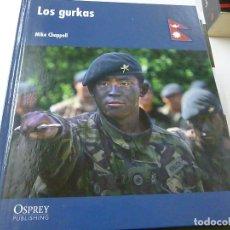 Militaria: LOS GURKAS - CHAPPELL, MIKE - N 3. Lote 168622112