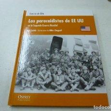 Militaria: LOS PARACAIDISTAS DE EEUU EN LA SEGUNDA GUERRA MUNDIAL - SMITH, CARL -N 3. Lote 168623532