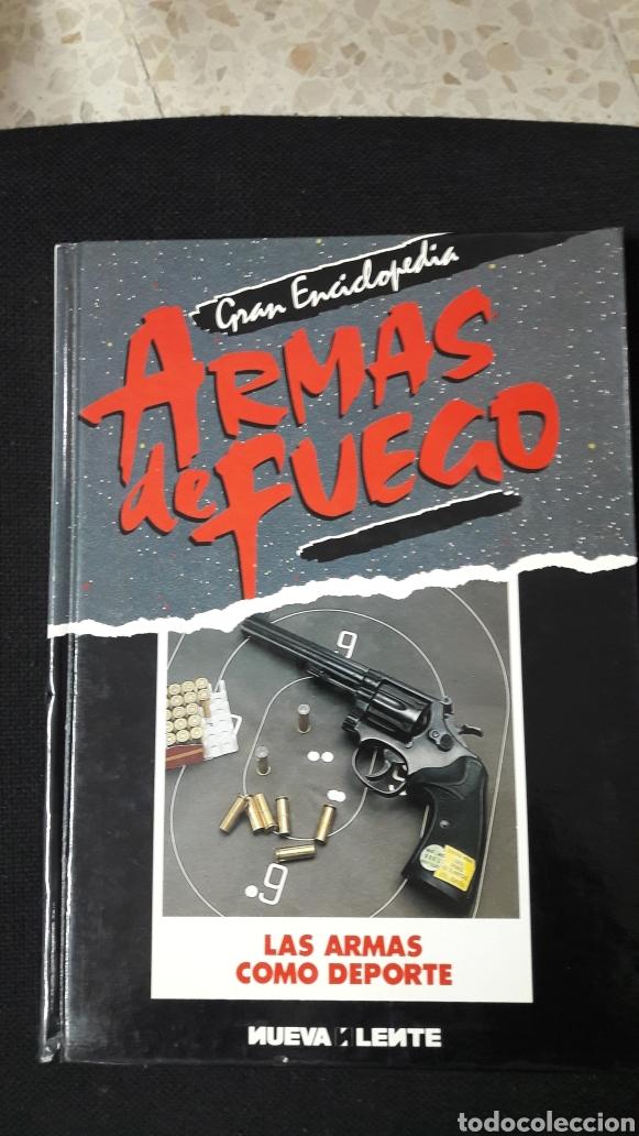 ARMAS DE FUEGO-ARMAS COMO DEPORTE (Militar - Libros y Literatura Militar)